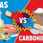 El papel de los carbohidratos y las grasas en el desempeño deportivo